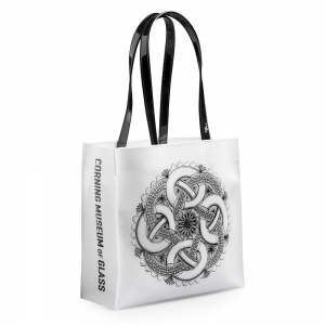 Corning Museum of Glass: Crystal City Tote Bag