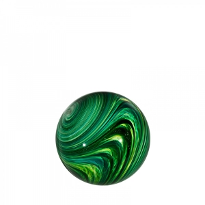 Mark Matthews: Green Sploosh Sphere