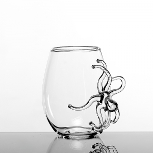 Simone Crestani: Octopus Glass