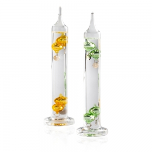G.W. Schleidt: Small Galileo Thermometer
