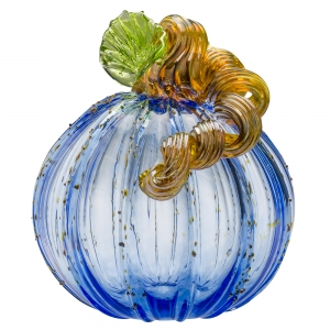 Tom Ryder: Large Pumpkin, Blue
