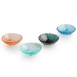 Hudson Beach Glass: Tropily Bowl