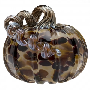 Vitrix Hot Glass Studio: Pumpkin, Camouflage