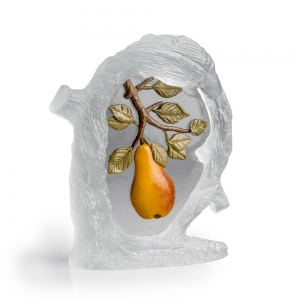 Trabucco Studios: Pear Sculpture