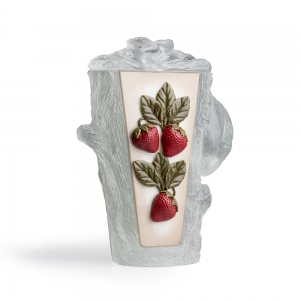 Trabucco Studios: Strawberry Vase
