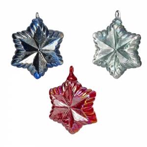 Glass Eye Studio: Vintage Star Ornament