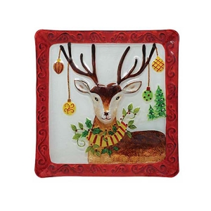 Gift Essentials: Reindeer Holiday Platter