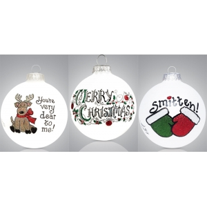 Heart Gifts by Teresa: Christmas Ornament