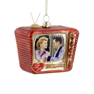 Kurt Adler: I Love Lucy Ornament