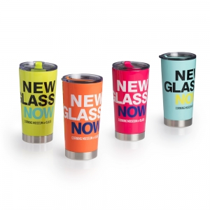 Corning Museum of Glass: New Glass Now Travel Tumbler