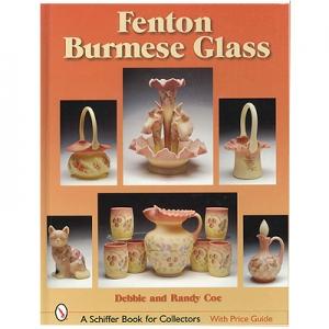 Fenton Burmese Glass