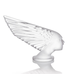 Lalique: Victoire Paperweight, Clear