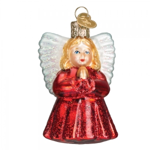 Old World Christmas: Baby Angel
