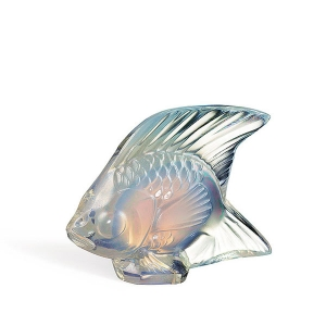 Lalique: Fish, Opalescent Luster