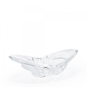 Lalique: Tourbillons Bowl, Clear