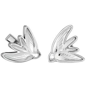 Lalique: Hirondelle Cufflinks