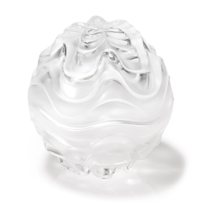 Lalique: Vibration Box, Clear