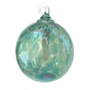 Glass Eye Studio: Jade Mosaic Ornament