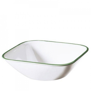 Corelle: Shadow Iris Square 22-Ounce Bowl