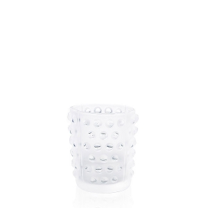 Lalique: Mossi Votive, Clear