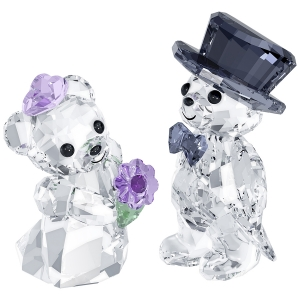 Swarovski: Kris Bears Series, You and I