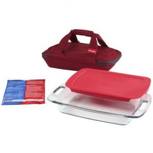 Pyrex: Portable 4-Piece Set