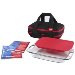 Pyrex: Portable 9-Piece Set