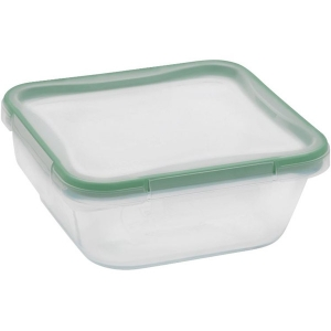 Pyrex Snapware: 4-Cup Square Container