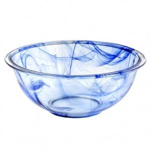 Pyrex: 2.5-Quart Watercolor Mixing Bowl, Blue Lagoon