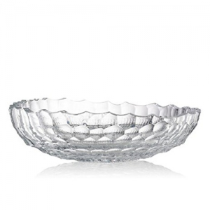 Rogaska: Shangrila Centerpiece Bowl