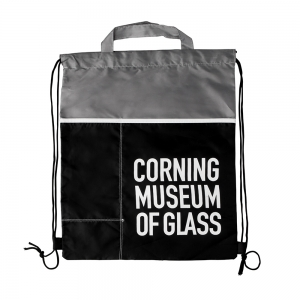Corning Museum of Glass: Dual Carry Sportpack, Gray