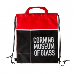 Corning Museum of Glass: Dual Carry Sportpack, Red