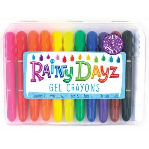 OOLY: Rainy Dayz Gel Crayons