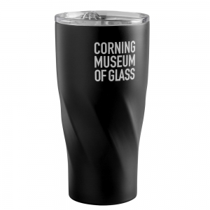 Corning Museum of Glass: Vacuum Travel Tumbler