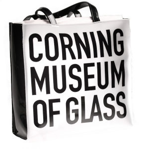 Corning Museum of Glass: Tote Bag, Large