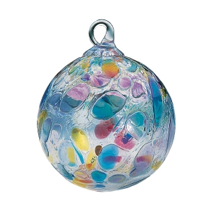 Glass Eye Studio: Opal Confetti Ornament