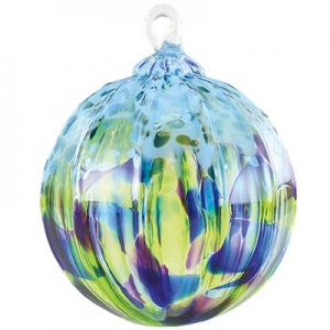 Glass Eye Studio: Island Sprinkle Ornament