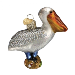 Old World Christmas: Pelican