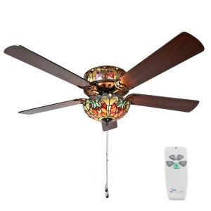River of Goods: Halston Ceiling Fan, Spice