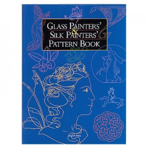 Glass Painters' & Silk Painters' Pattern Book
