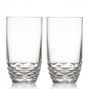 Rogaska: Reflection Highball Glasses, Set of 2
