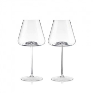 Rogaska: Armonia Red Wine Glasses, Set of 2