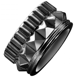 Waterford Rebel: Gracie Size 5.5 Stud Ring, Gunmetal