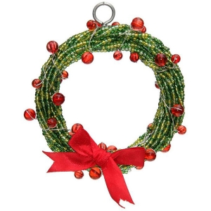 Beadworx: Whimsy Wreath Ornament