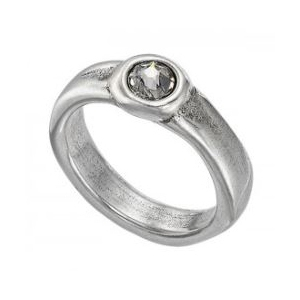 UNOde50: Boo Medium Ring, Beige