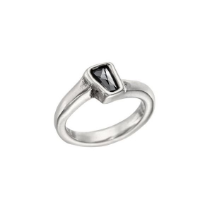 UNOde50: Glamatic Medium Ring, Gray