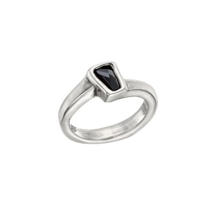 UNOde50: Glamatic Medium Ring, Black