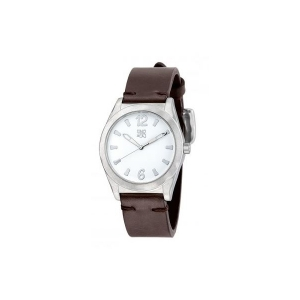 UNOde50: O'Clock Watch, White