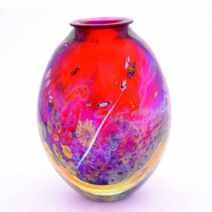 Josh Simpson: Inhabited Vase