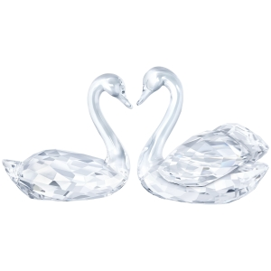 Swarovski: Swan Couple